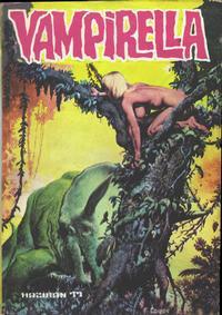 Cover Thumbnail for Vampirella (Mehmet K. Benli, 1976 series) #[24]