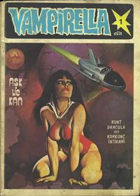 Cover for Vampirella (Mehmet K. Benli, 1977 ? series) #1