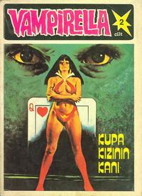 Cover Thumbnail for Vampirella (Mehmet K. Benli, 1977 ? series) #2