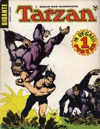 Cover Thumbnail for Tarzan Gigante (Editrice Cenisio, 1969 series) #23