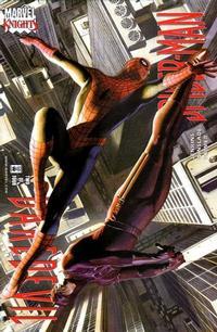 Cover Thumbnail for Daredevil / Spider-Man (Marvel, 2001 series) #2
