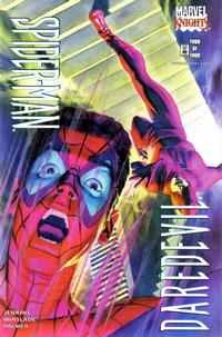 Cover Thumbnail for Daredevil / Spider-Man (Marvel, 2001 series) #4