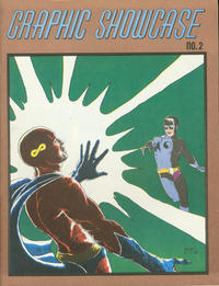 Cover Thumbnail for Graphic Showcase (C.C.A.S. Publications , 1967 series) #2