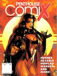 Cover Thumbnail for Penthouse Comix (Penthouse, 1994 series) #2