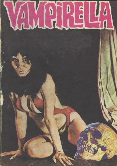 Cover for Vampirella (Mehmet K. Benli, 1976 series) #20