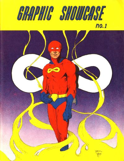 Cover for Graphic Showcase (C.C.A.S. Publications , 1967 series) #1