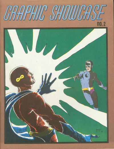 Cover for Graphic Showcase (C.C.A.S. Publications , 1967 series) #2