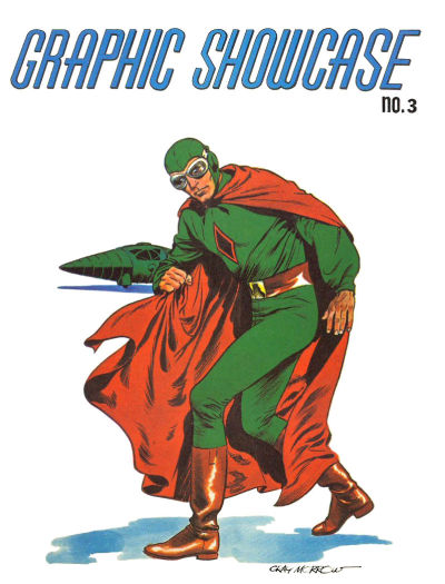 Cover for Graphic Showcase (C.C.A.S. Publications , 1967 series) #3