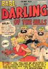 Cover for Babe, Darling of the Hills (Prize, 1949 series) #v2#4 (10)