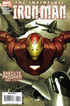 Cover for Iron Man (Marvel, 2005 series) #11