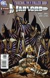 Cover for Warlord (DC, 2006 series) #8