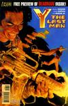 Cover for Y: The Last Man (DC, 2002 series) #48