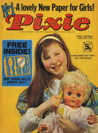 Cover Thumbnail for Pixie (IPC, 1972 series) #1