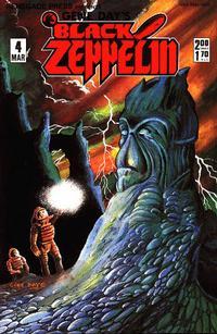 Cover Thumbnail for Gene Day's Black Zeppelin (Renegade Press, 1985 series) #4