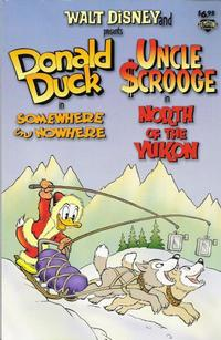 Cover Thumbnail for Walt Disney's Donald Duck and Uncle Scrooge (Gemstone, 2005 series)