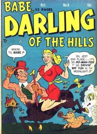 Cover Thumbnail for Babe, Darling of the Hills (Prize, 1949 series) #v2#2 (8)