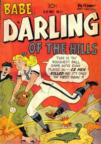 Cover Thumbnail for Babe, Darling of the Hills (Prize, 1949 series) #v2#5 (11)