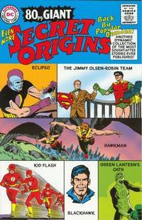 Cover Thumbnail for Even More Secret Origins (DC, 2003 series)