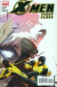 Cover Thumbnail for X-Men: First Class (Marvel, 2006 series) #2