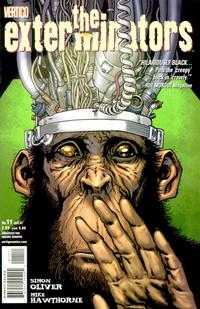 Cover Thumbnail for The Exterminators (DC, 2006 series) #11