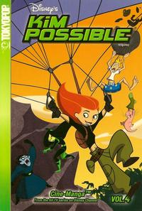 Cover Thumbnail for Kim Possible (Tokyopop, 2003 series) #4