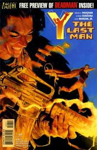 Cover Thumbnail for Y: The Last Man (DC, 2002 series) #48