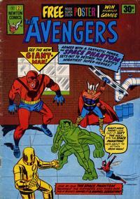 Cover Thumbnail for The Avengers (Newton Comics, 1974 series) #2