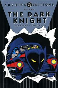 Cover Thumbnail for Batman: The Dark Knight Archives (DC, 1992 series) #5