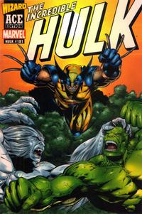 Cover Thumbnail for Wizard Ace Edition: Hulk #181 (Marvel; Wizard, 2001 series)