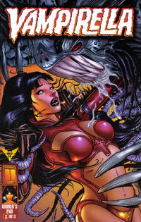Cover Thumbnail for Vampirella Monthly (Harris Comics, 1997 series) #14 [Cover A]