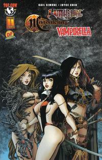 Cover Thumbnail for Witchblade / The Magdalena / Vampirella (Image / Harris, 2003 series) #[nn]