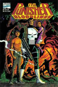 Cover Thumbnail for Punisher Bloodlines (Marvel, 1991 series)