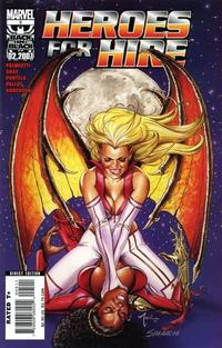 Cover Thumbnail for Heroes for Hire (Marvel, 2006 series) #5