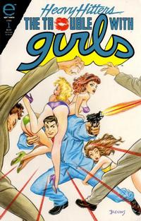 Cover Thumbnail for The Trouble with Girls: Night of the Lizard (Marvel, 1993 series) #1