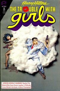 Cover Thumbnail for The Trouble with Girls: Night of the Lizard (Marvel, 1993 series) #3