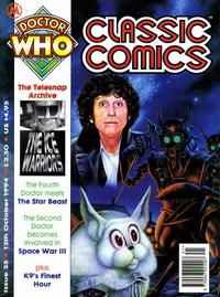 Cover Thumbnail for Doctor Who: Classic Comics (Marvel UK, 1992 series) #25