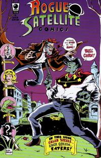 Cover Thumbnail for Rogue Satellite (Slave Labor, 1996 series) #1