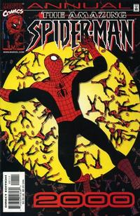 Cover Thumbnail for Amazing Spider-Man 2000 (Marvel, 2000 series)  [Direct Edition]
