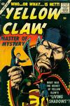 Cover for Yellow Claw (Marvel, 1956 series) #4