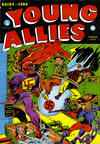 Cover for Young Allies (Marvel, 1941 series) #4
