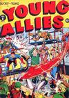 Cover for Young Allies (Marvel, 1941 series) #8