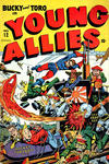 Cover for Young Allies (Marvel, 1941 series) #12