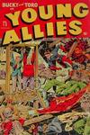 Cover for Young Allies (Marvel, 1941 series) #13