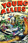 Cover for Young Allies (Marvel, 1941 series) #14