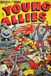 Cover for Young Allies (Marvel, 1941 series) #18