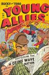 Cover for Young Allies (Marvel, 1941 series) #20