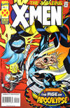 Cover for Amazing X-Men (Marvel, 1995 series) #2 [Direct Edition]