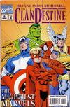 Cover for ClanDestine (Marvel, 1994 series) #6