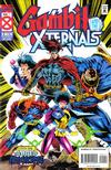 Cover for Gambit & The X-Ternals (Marvel, 1995 series) #1 [Direct Edition]