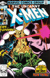 Cover for The Uncanny X-Men (Marvel, 1981 series) #144 [Direct Edition]